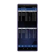 Nemo Handy Nemo Phone X1 J9110 Drive Test Phone Support GSM HSPA LTE NR Измерения для NEMO Outdoor Test