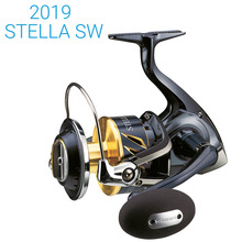 חדש 2019 מקורי Shimano Stella SW 8000HG 8000PG 10000PG 14000XG 14000PG ספינינג דיג סליל X ספינה מלוחים תוצרת יפן