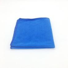 Полотенце для мытья дома из микрофибры, мягкая салфетка для ухода за автомобилем, полотенце для мытья, тряпка, 9,84 ''x 9,84 'дюймовое полотенце из...