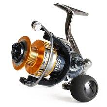 BILLINGS FBE 2000 7000 Spinning fishing Reel 6.5 13.5KG POWER Metal body Spool Rocker EVA Handle Saltwater Fishing Accessories