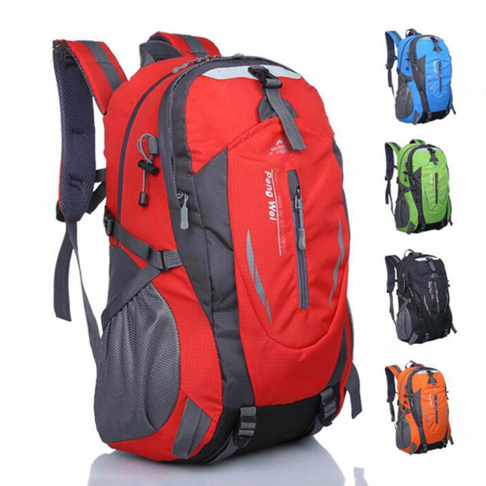 Quality Rucksack Camping Hiking Backpack Sports Bag Outdoor Travel Backpack Trekk Mountain Climb Equipment 45L Men Women|Climbing Bags| - AliExpress