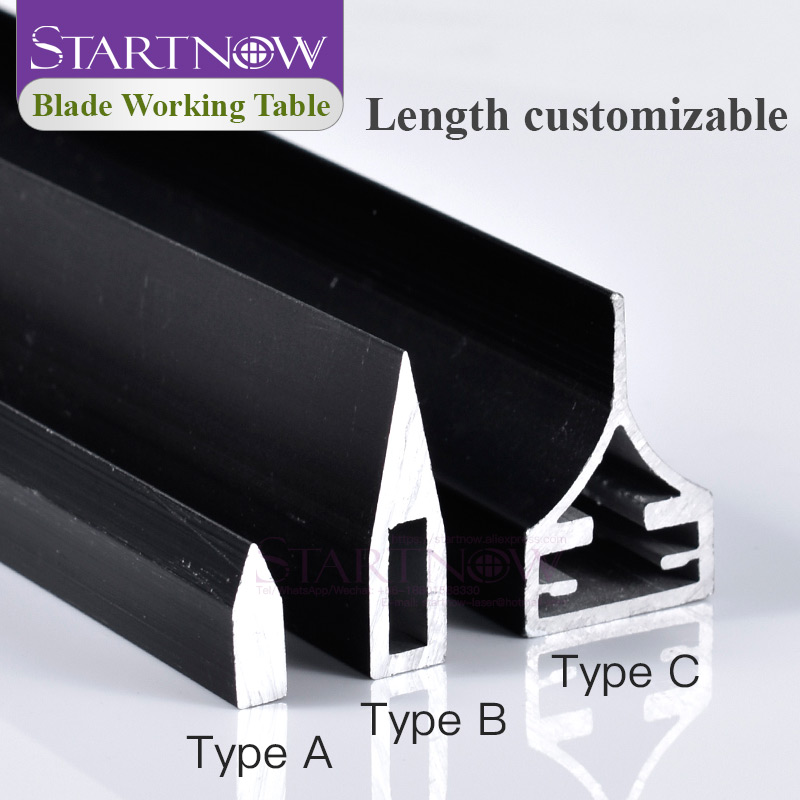 Blade Working Table Knife Working Table For CO2 Laser Cutting And Engraving Acrylic Material