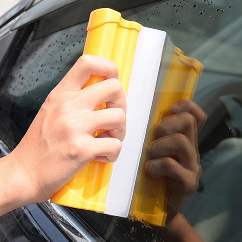 Автомобильный силиконовый очиститель воды, очиститель мыла, скребок, скребок для автомобиля, стеклоочиститель, аксессуары для мытья окон