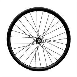29er 28mm x 28mm głębokość rower górski węgla tylne koło 29 Cal MTB XC bez haka węglowe koła UD 3K 12K 3K Twill 24H 28H 32 otwory w Koła roweru od Sport i rozrywka na