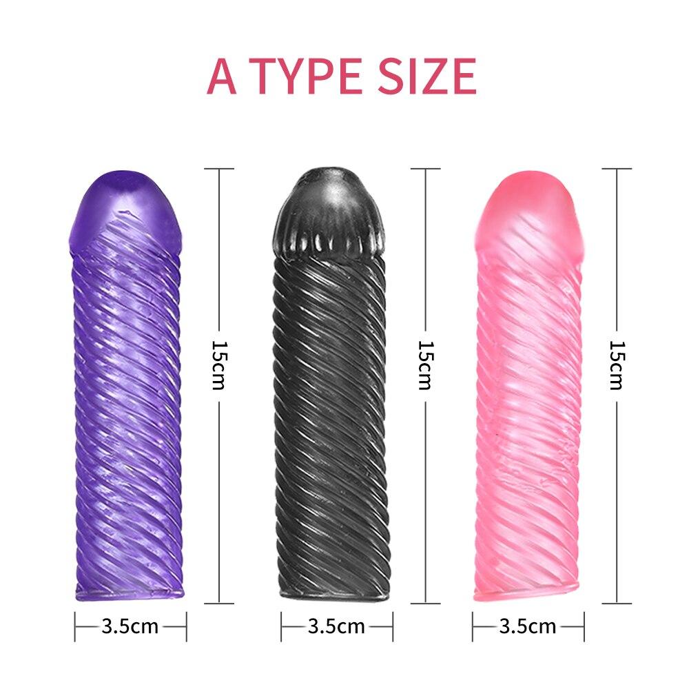 Penile Sheath | Male Penis Sleeve