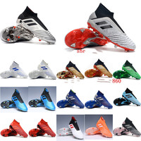 2019 top quality hot sale soccer shoes Predator 19 FG soccer cleats mens football boots Predator tango 19.1 cheap Archetic|Soccer Shoes|   -