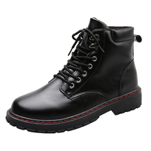 Men Ankle Shoes Slip On Boots Men Hecrafted Mens Winter Boot