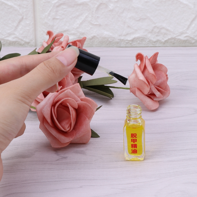 Безболезненное удаление ногтей Уход восстановление ногтей Уход за ногтями грибок эфирное масло 5 мл
