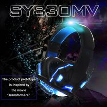 Headset over-ear Wired Game Earphones Gaming Headphones Deep bass Stereo with Microphone for PS4 Switch new xbox PC Laptop gamer cheap Skatolly NONE Dynamic CN(Origin) 108±3dB 2 2m For Internet Bar for Video Game Common Headphone For Mobile Phone Line Type