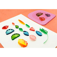 Quilling Corkboard Paper Quilling Tools DIY Craft Papers Tools Kit Package Useful Tools for Paper Art Crafts Decoration New