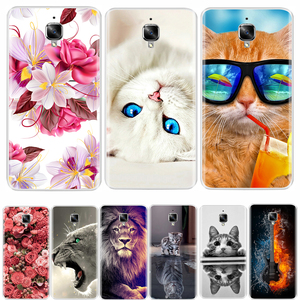 For OnePlus 3 Case Soft Silico