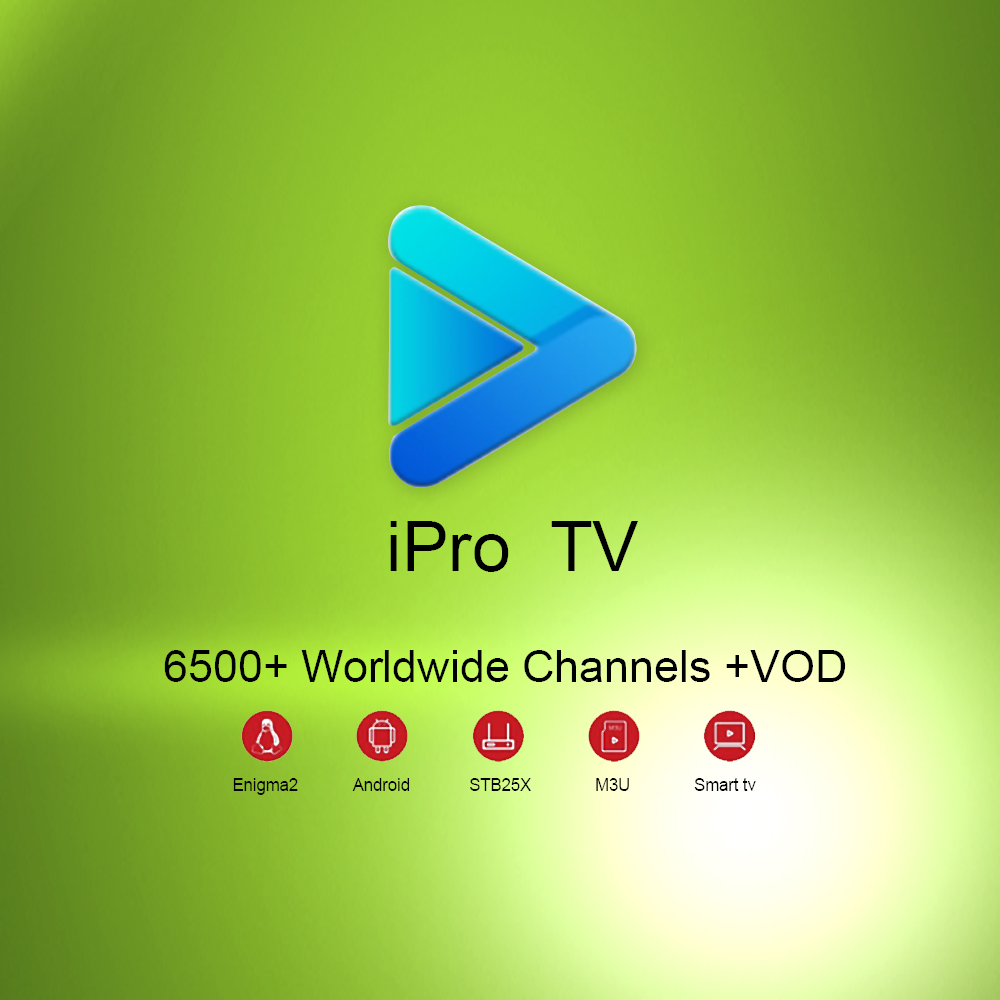 IProTV Worldwide  Live Channels And VOD APK Subscription For Android/ISO/Smart TV Ect