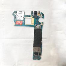 Tigenkey 삼성 갤럭시 s6 가장자리 g925f 마더 보드 64 기가 바이트 원래 잠금 해제 마더 보드 유럽 버전 64 기가 바이트