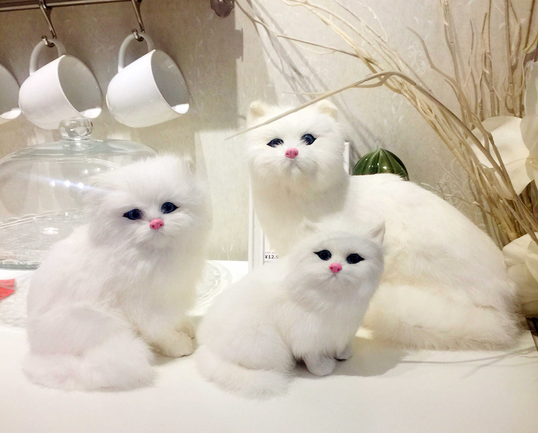 Birthday Plush Sleeping Dog Toys Gifts Decoration Childs Cute Decor Realistic