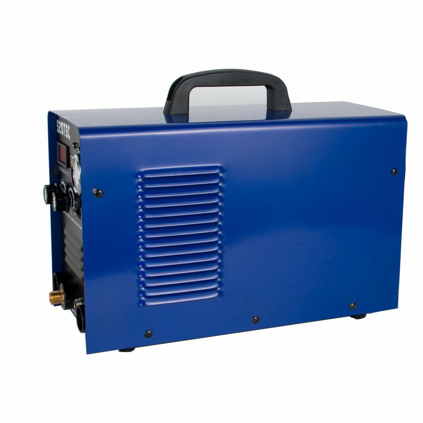 Plasma Cutter Welder Maschine Schweißen 3 Funktionen 520TSC TIG/MMA/CUT 110/220V 50A 3 in 1 Air Inverter Plasma Cutt Multi-Funktion