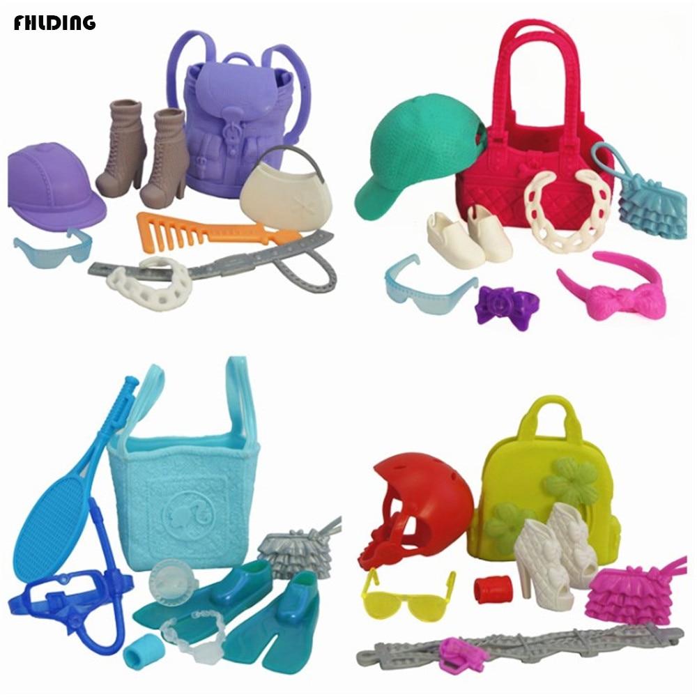 Baby Dolls Accessories Doll Hat Handbag