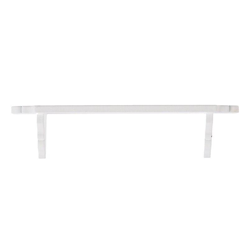 1:12 Dollhouse Miniature White Wall Shelf Rack Model Toys Furniture Accessor/_ns