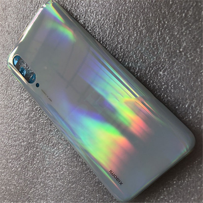 100% Original Glass For Xiaomi CC9 Battery Cover Case Spare Parts For Xiaomi CC9E/A3 Battery Back Cover Door Phone Housing Case