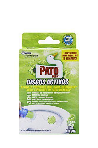 Pato - Discos Activos, Lima, 36 Ml