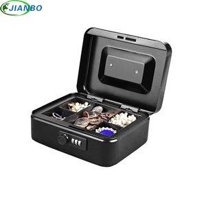 Image 3 - LLavero de coche de seguridad magnético, caja de seguridad negra con imán para casa, oficina, coche, camión, cajas fuertes, caravana, caja secreta