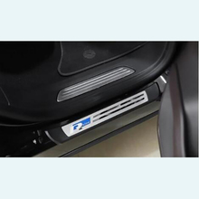 Applicable to 11-18 for Touareg Threshold Volkswagen Welcome pedal interior decoration special accessories