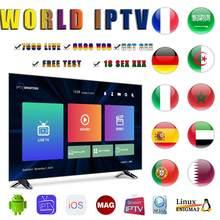 X96 OTT Plus Smart tv PC M3u Mag French dutch Europe Canada Arabic Netherland Belgium Germany Norway Sweden Turkey m3u no box