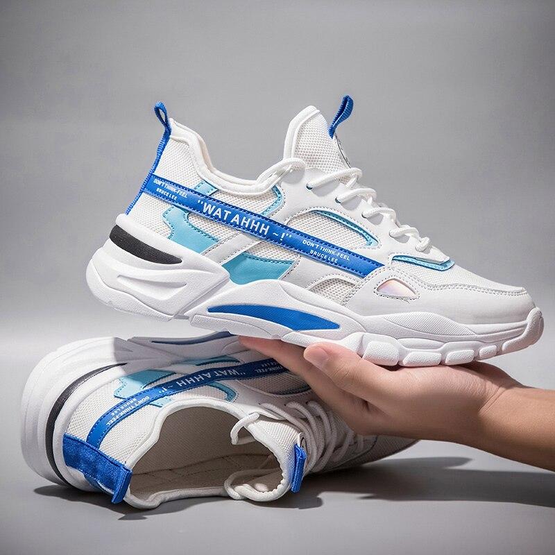 Breathable Sneakers Zapatos Hombre Men
