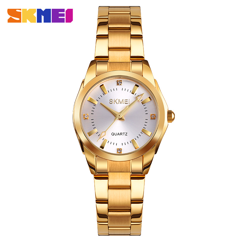 2020 SKMEI Casual Women Romantic Quartz Watches Luxury Female Girl Clock Waterproof Ladies Wristwatches Relogio Feminino 1620 2