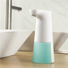 Inteligentny automatyczna indukcja piankowy dozownik mydła inteligentny czujnik dozownik piany bezdotykowy mydło w płynie dozownik do łazienki