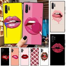 чехол для для мобильных телефонов oem iphone 6 4 7 6 g 6 5 5 5 5s 5 c 4 4s samsung s5 i9600 s4 i9500 3 2 case for iphone4g 5g 6 6 plus samsung galaxy s5 s4 note3 note2 Jomy Beautiful lips Phone Case For Samsung Galaxy Note3 4 5 7 8 9 10 Pro M10 20 30 A3 2 310 6 7
