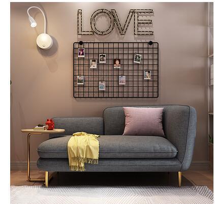Web Celebrity Budget Nordic Cloth Art Ins Sofa Small Apartment Rental Room