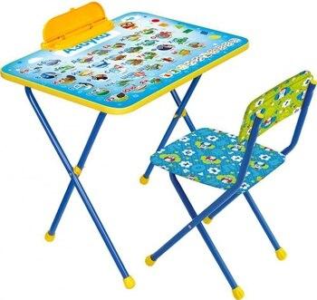 A set of Nick's furniture. Alphabet КП2/9