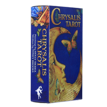 Oracle Chrysalis Tarot Oracle Card Board Deck Games Palying Cards For Party Game