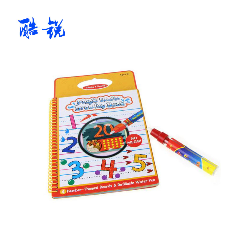 Cp1385-1 Doodle Magic CHILDREN'S Drawing Board Environmentally Friendly Water Toys For Children And Infants