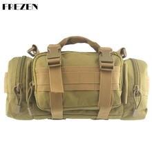 Военная тактическая поясная сумка 3 способа через плечо для