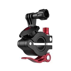 Image 1 - จักรยานจักรยาน Universal Handlebar Clamp Bracket ขาตั้งกล้องสำหรับ GoPro 8 7 6 DJI OSMO กระเป๋า OSMO กล้อง