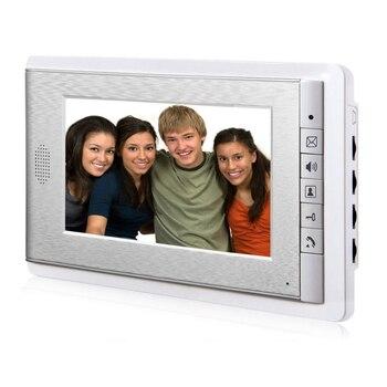 LCD Video Door Phone - 7'' TFT LCD Video