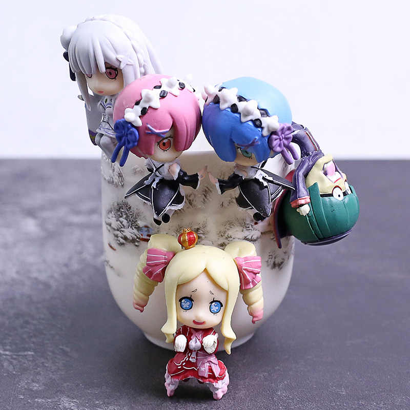 Zero Starting Life in Another World Magician Rem Ver PVC Newyear Toy Figure Re