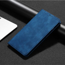 Simple Style Flip Case For Xiaomi MI 5 5X 6 6X 8 9 SE Lite mi A1 A2 A3 Mix 2S 3 CC9 Pocophone F1 Leather Magnet Phone Soft Case(China)
