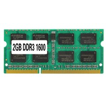 DDR3 PC3-12800 RAM 1600MHz 204PIN 1.5V SO-DIMM Notebook Memory for AMD/Intel(China)