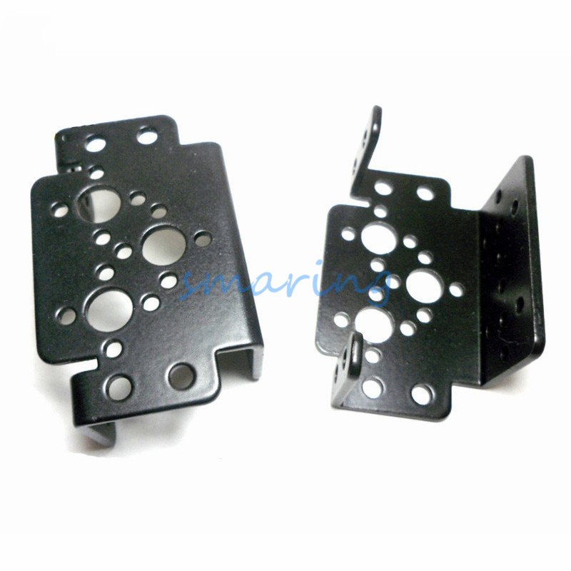 DOIT-1pcs-lot-Aluminum-Multipurpose-Brackets-For-Standard-Servos-And-Robot-Arm-Mechanical-Robot-Mount_副本