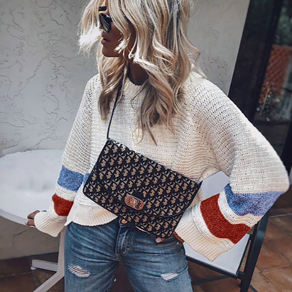 Oversize Basic Knitted Sweater