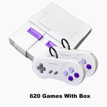 2018 New Retro Super Classic Game Mini TV 8 Bit Family TV Video Game Console Built-in 660 Games Handheld Gaming Player Gift 8