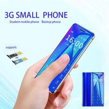 I10 Ultra ince Mini kart cep telefonu bırakma Internet bağımlılığı yedekleme taşınabilir klavye cep telefonu Telefone Celulares