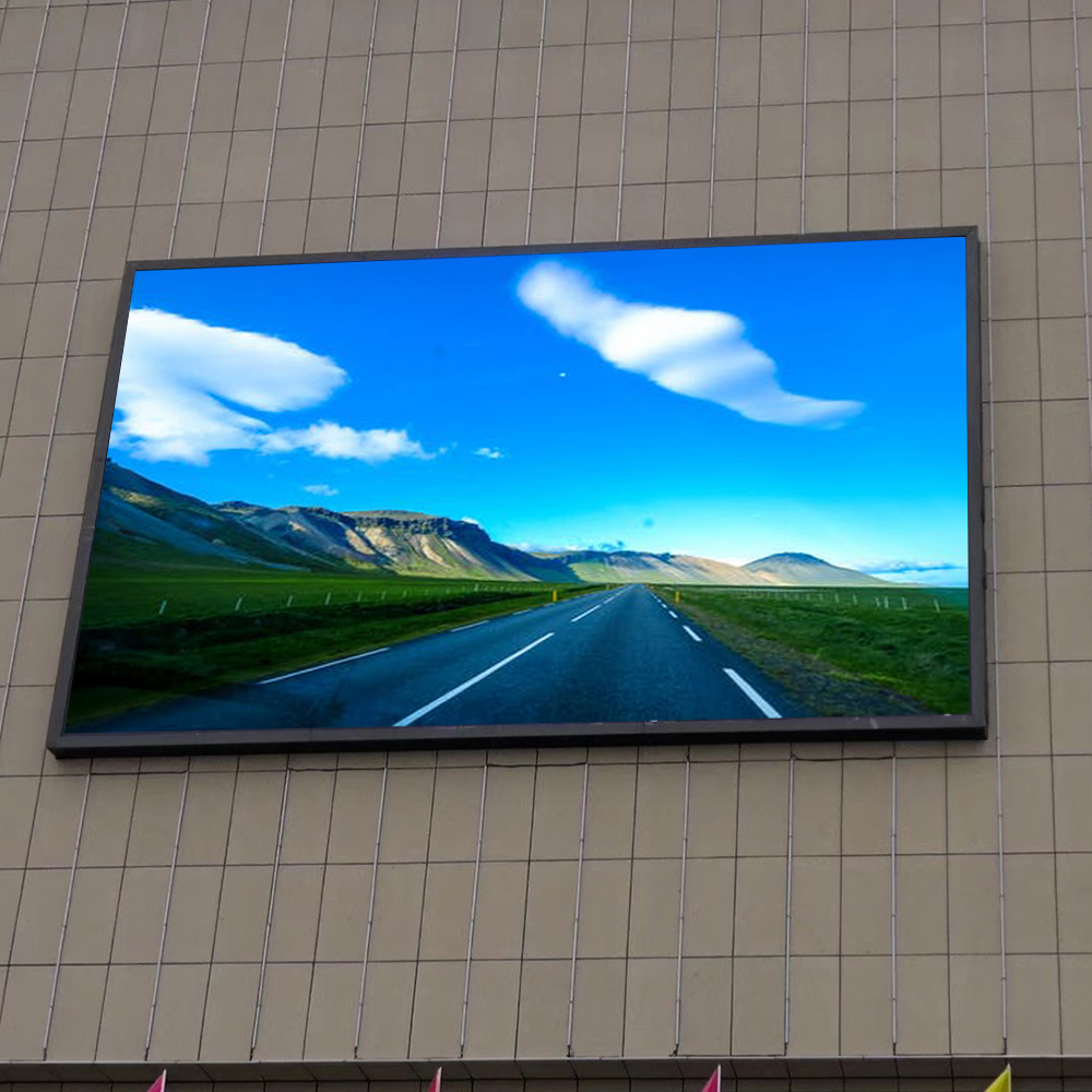 Outdoor p5.9 p8 large led screen <font><b>digital</b></font> led <font><b>billboard</b></font> image