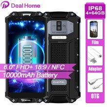 OUKITEL WP2 10000mAh Smartphone IP68 Waterproof 6.0