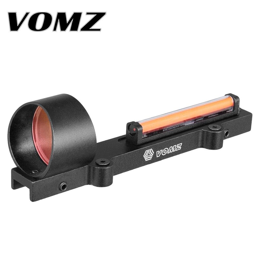 tatico 1x28 vermelho de fibra red dot sight scope vista holografica ajuste espingarda rib ferroviario caca