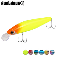 Hunthouse Minnow lure Tungsten weight slider system 99mm 17g sinking exclusive Silent Assassin flashy sardines cand|Fishing Lures|Sports & Entertainment -