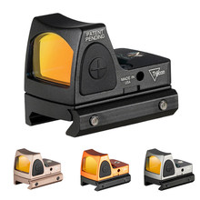Rmr Red Dot Sight Collimator Glock Reflex Sight 3.25 MOA Pistol Glock Red Dot Lingkup Cocok 20 Mm Weaver Rail airsoft(China)