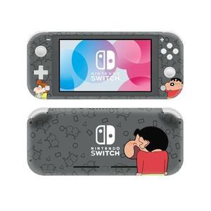 Image 2 - Crayon Shin Chan Nintendoswitch Skin Sticker Decal Cover Voor Nintendo Schakelaar Lite Protector Nintend Schakelaar Lite Skin Sticker